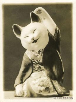 招き猫001