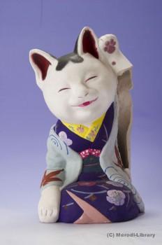 招き猫002
