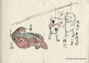 猫珍奇林003