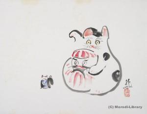 猫珍奇林010